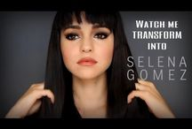 Transformación a Selena aGomez