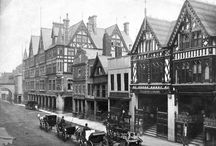 150 Years of The Chester Grosvenor / Commemorating the 150th anniversary of Chester's landmark hotel... / by The Chester Grosvenor