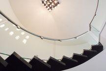 Private Residence - RK Developers - Melbourne Australia / curved glass balustrade