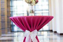 Royal and Fuchsia Weddings