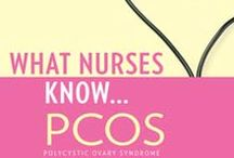PCOS / by Jennifer Huffman