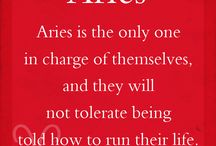 Aries way of life
