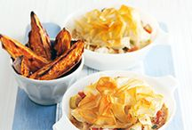 Sidedishes - Skinny Fries & Chunky Chips
