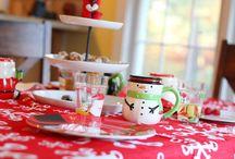 CHRISTMAS - North Pole Breakfast Ideas