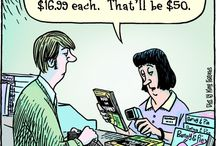 Math Funnies / by Staci Dombrowski