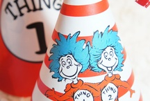 Dr. Suess Party Ideas