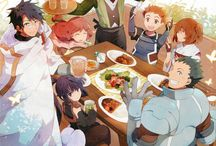 Log horizon #manga