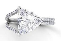 Trillion diamond rings