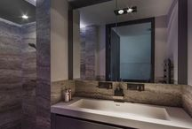 Bathroom / Shower without door