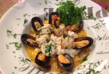 Les derniers  cours de cuisine avec mes élèves / Le foie gras. Les crustacés.  Les dessert d avant Noël.