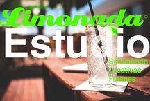 Limonada Estudio / Limonada Estudio es un estudio creativo multidisciplinar donde hacemos diseño gráfico, marketing digital, branding y creación de páginas web, entre otras cosas...