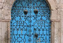 Doors / by Melissa
