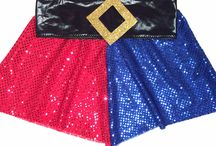 Running couture / Rock city skirts products and costume ideas