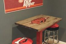 Man Caves / by College Colors