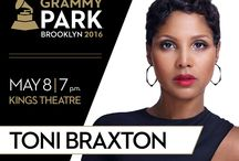 GRAMMY Park 2016 / Over the course of four days and ten live concert performances, more than 30 artists, collectively honored with 40+ GRAMMY Awards, will grace the stages of Brooklyn's picturesque Prospect Park Bandshell and the historic Kings Theatre.  / by The GRAMMYs