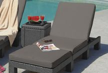 Sun Loungers We Love! / We just love sun loungers and there's no better way to spend an afternoon than soaking up the sun's rays.