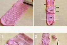 zvířata z ponožky