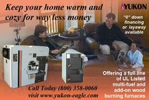 Wood Furnaces - SALES AND PROMOTIONS / All sales and promotions that are going on at Yukon!