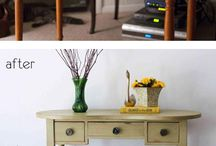 DIY & Awesome Re-Do's! / by Erica Ann