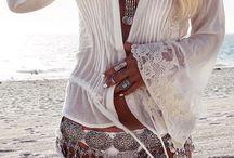 White & Jewel Style