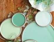Teal, Tiffany and Robin's Egg Blue LOVE!