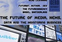 Data, mashups and future