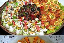 dekorowanie talerzy