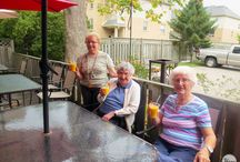 The Waverley Retirement Residence / The Waverley is located in Belleville, one of Ontario's best kept secrets, with the Quinte region being identified as one of the best areas in Canada in which to live.