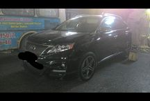 Lexus 450 гибрид