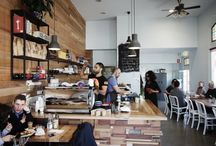 Melbourne- places to try / by Belinda Febey
