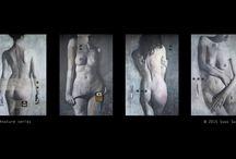 Paintings & mixed media by Suus Suiker