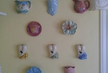 My old vintage collectables / by Alice Hartman