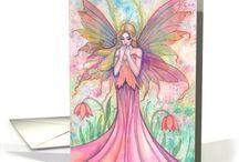 Fairy / Fairies in the Air