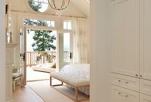 Bedroom and flooring