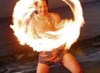 Hyatt Maui Drums of the Pacific Luau / This Polynesian extravaganza features songs and dances of Hawaii, Tahiti, Fiji, New Zealand, and Samoa including the Fire-Knife Dance. / by myBuddyonMaui