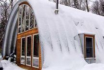Quonset Hut Living