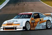 Gorgeous race cars