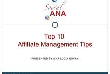 """Ana Lucia Novak"" Slideshare / SocialAna Social Media Training deck  #Twitter #Facebook #Linkedin #Wordpress #Blogging   / by Ana Lucia Novak"