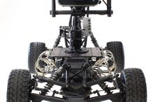 buggy with stabilizer\