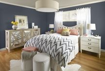 Bedroom Ideas / Giving my lovely friend Karen ideas