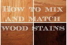 Advice: Staining