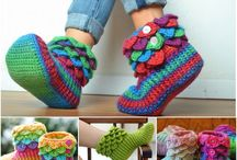 knitting/crochet crafts