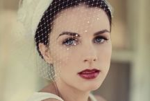 """""""I do..."""" / I put together this board to give my brides some inspiration or ideas for their own wedding day makeup - something that photographs fresh and pretty"""