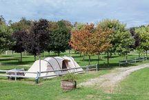 Camping Italië noord