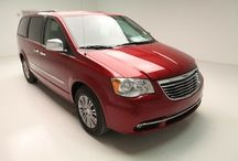 Chrysler Town & Country / Check out our collection of Town & Country's made available at a no haggle price by Vernon Auto Group!