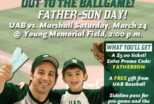 Ticket Promotions / by UAB Athletics