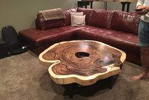 End Tables, Coffee Tables & Bar Tables