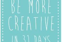"Inspirational - ""31 Days""  series"