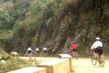 Biking Sapa Vietnam