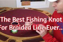 Fishing - Knots / Fishing Knots